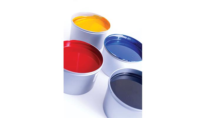 نقش رنگ در چاپ بستهبندي